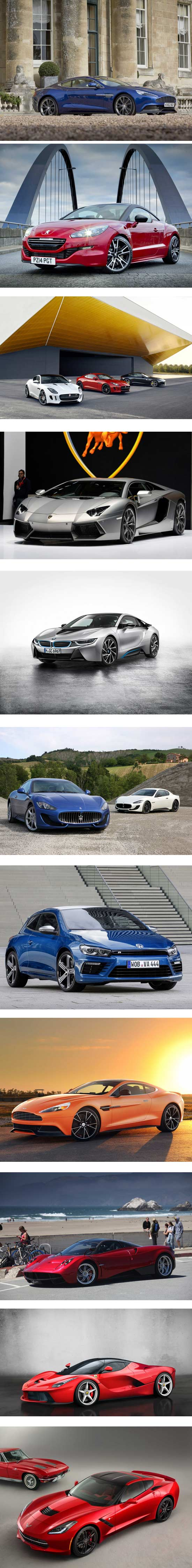 מכוניות יוקרה / מתוך: ביזנס אינסיידר