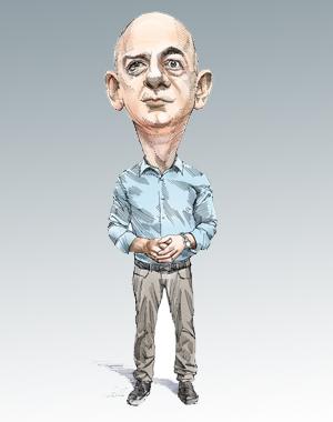 Jeff Bezos brings Amazon to Israel